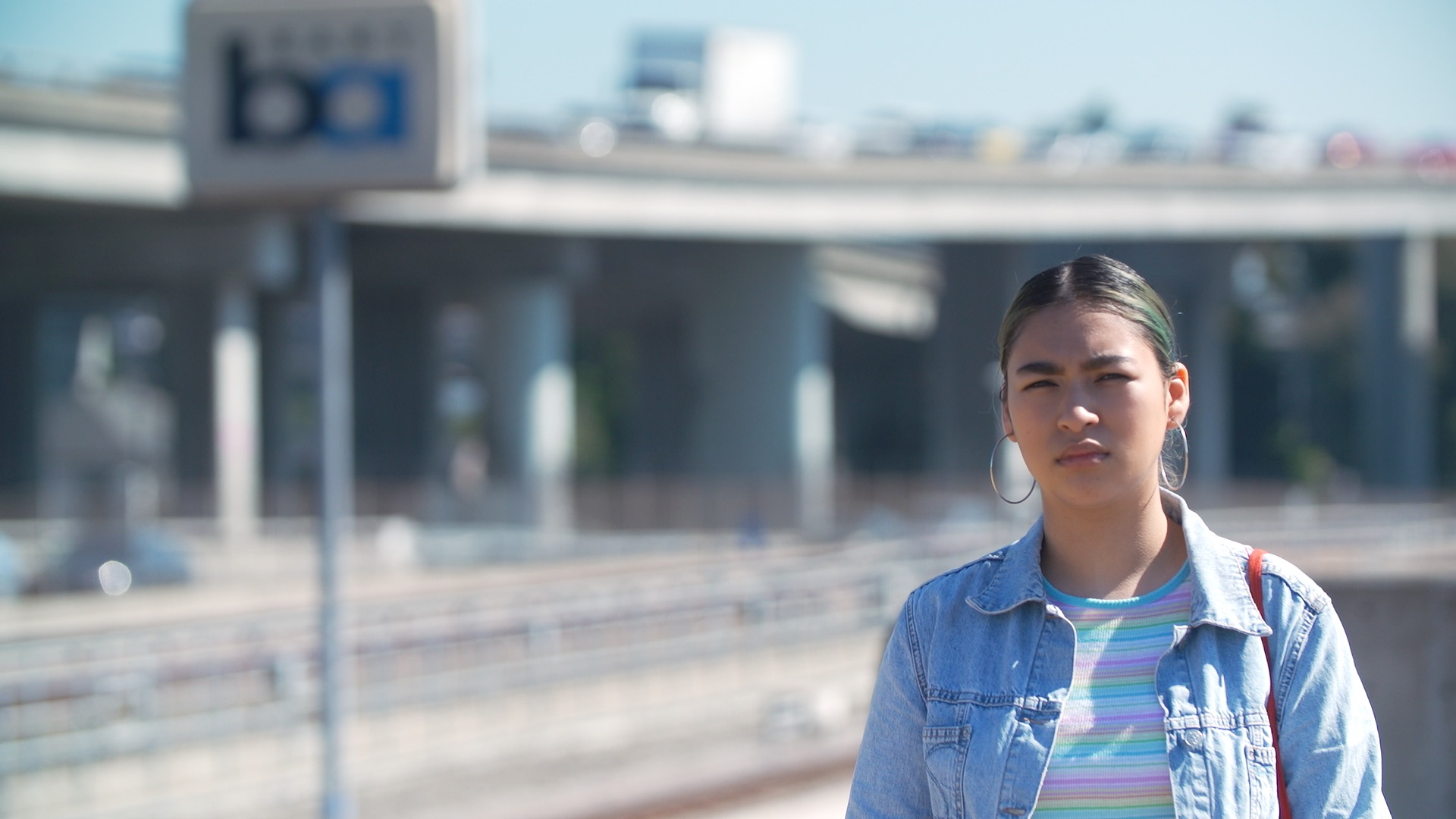 Visual Voices: Am I Safe on BART?