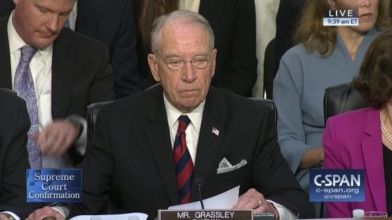 Equal Rights Advocates Blast Senate Judiciary Committee On Ford/Kavanaugh Hearing