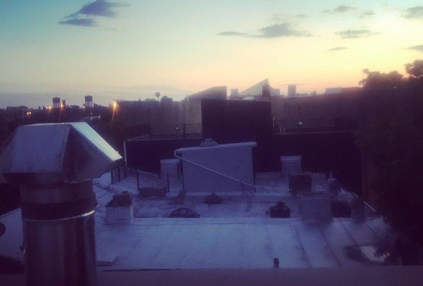humid rooftop playlist photo