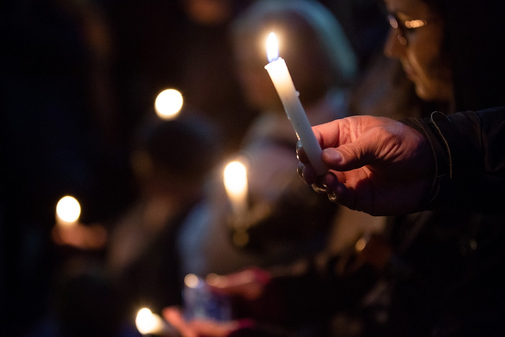 Youth Mourn the Loss of 11 Jewish Elders in Pittsburgh