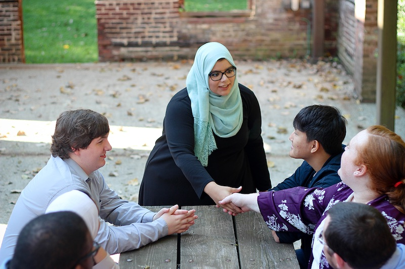 Young Candidate Profile: Meet GA's Aisha Yaqoob
