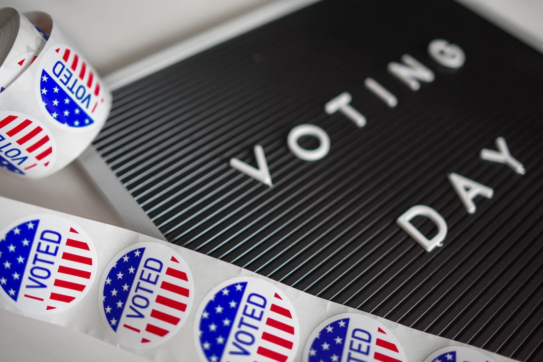 We Vote Now: First Time Voters Take to the Polls