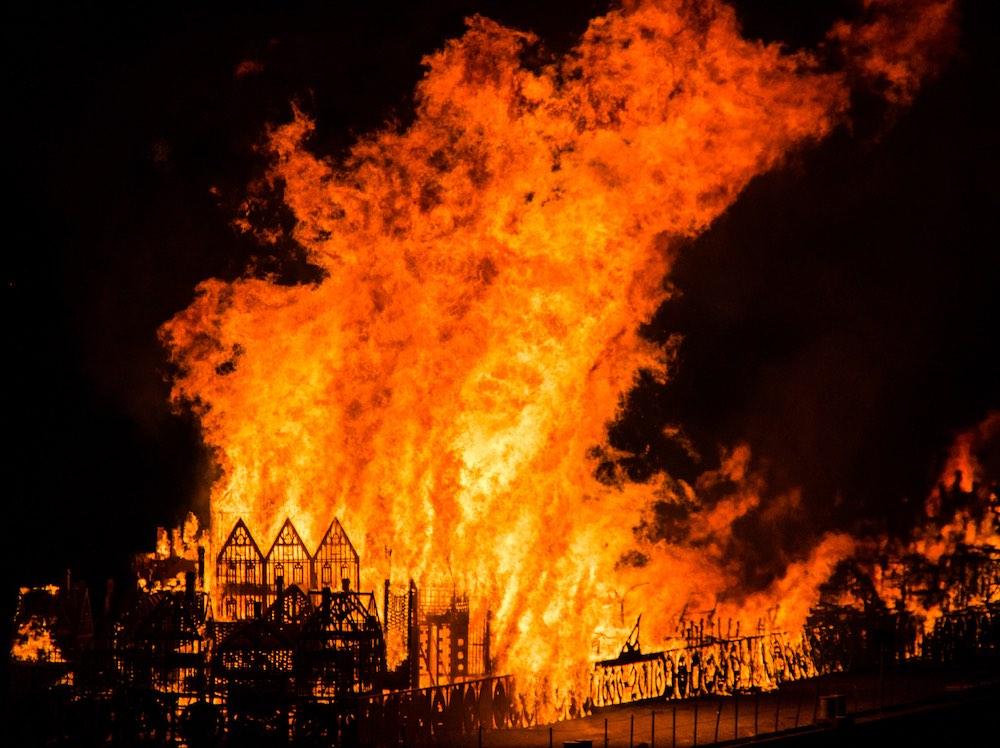 Playlist: London on Fire