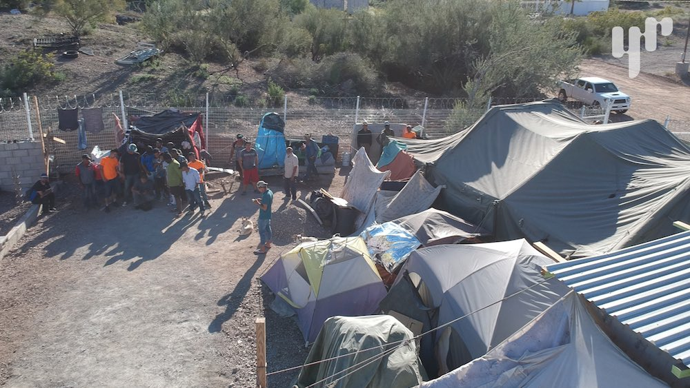 This Shelter in Mexico Helps Migrants Headed for the U.S.