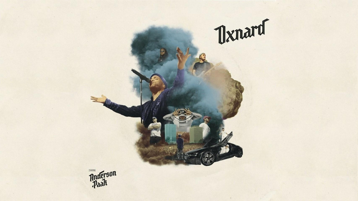 5 Songs Off Anderson .Paak's Oxnard You Need to Listen to