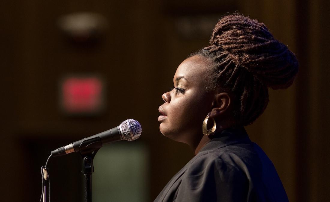 Special: Slam Poet Ashlee Haze
