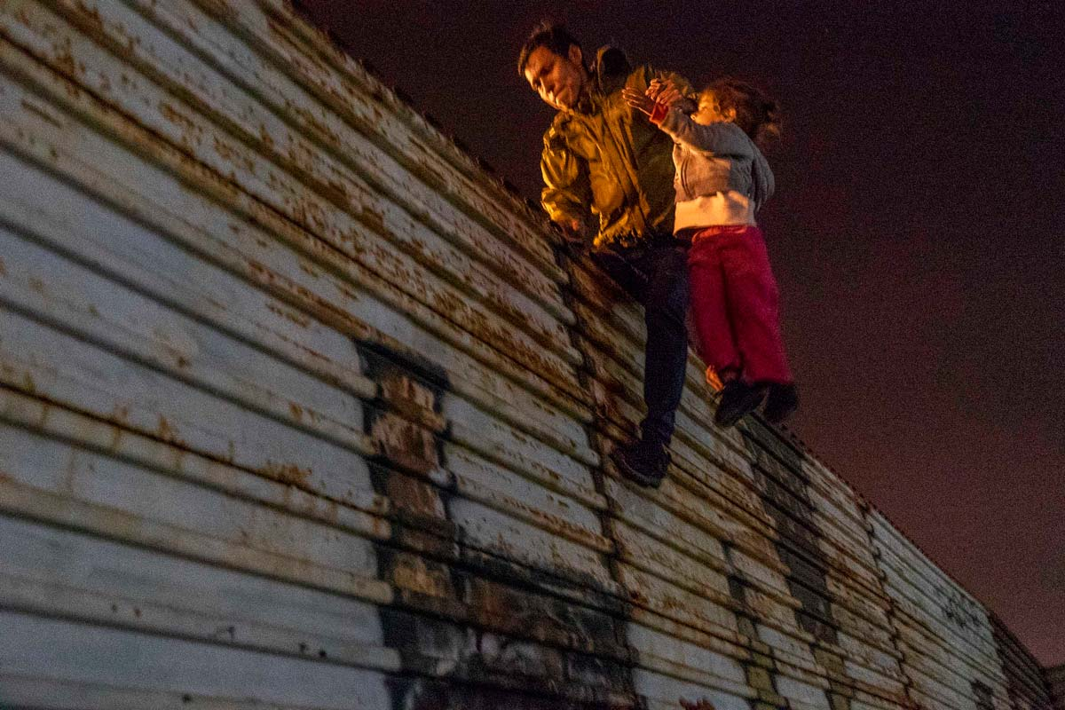 FEMA at the Border and a Teen on Family Separation