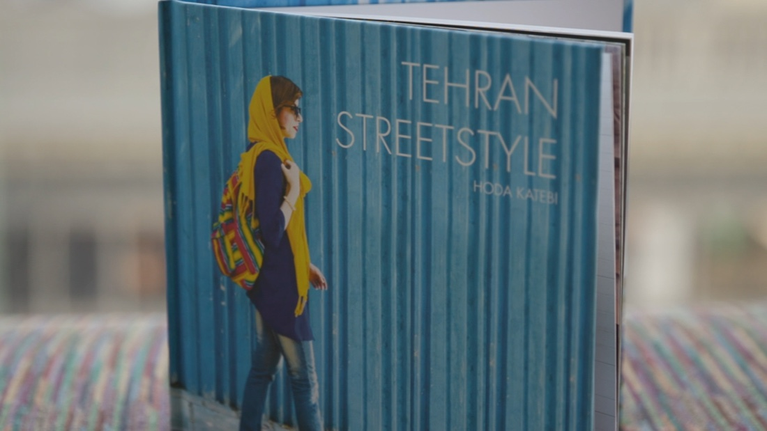 Iranian Street Style and Modest Fashion