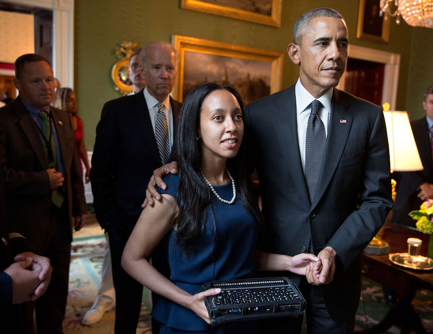 Momma, I Made It: Activist Haben Girma