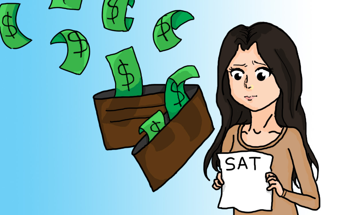The Cost of Acing the SAT