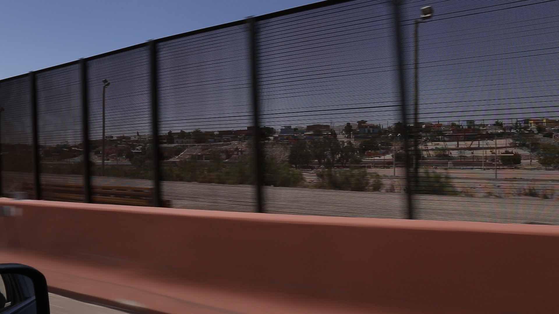El Paso to Trump: We Already Have a Wall