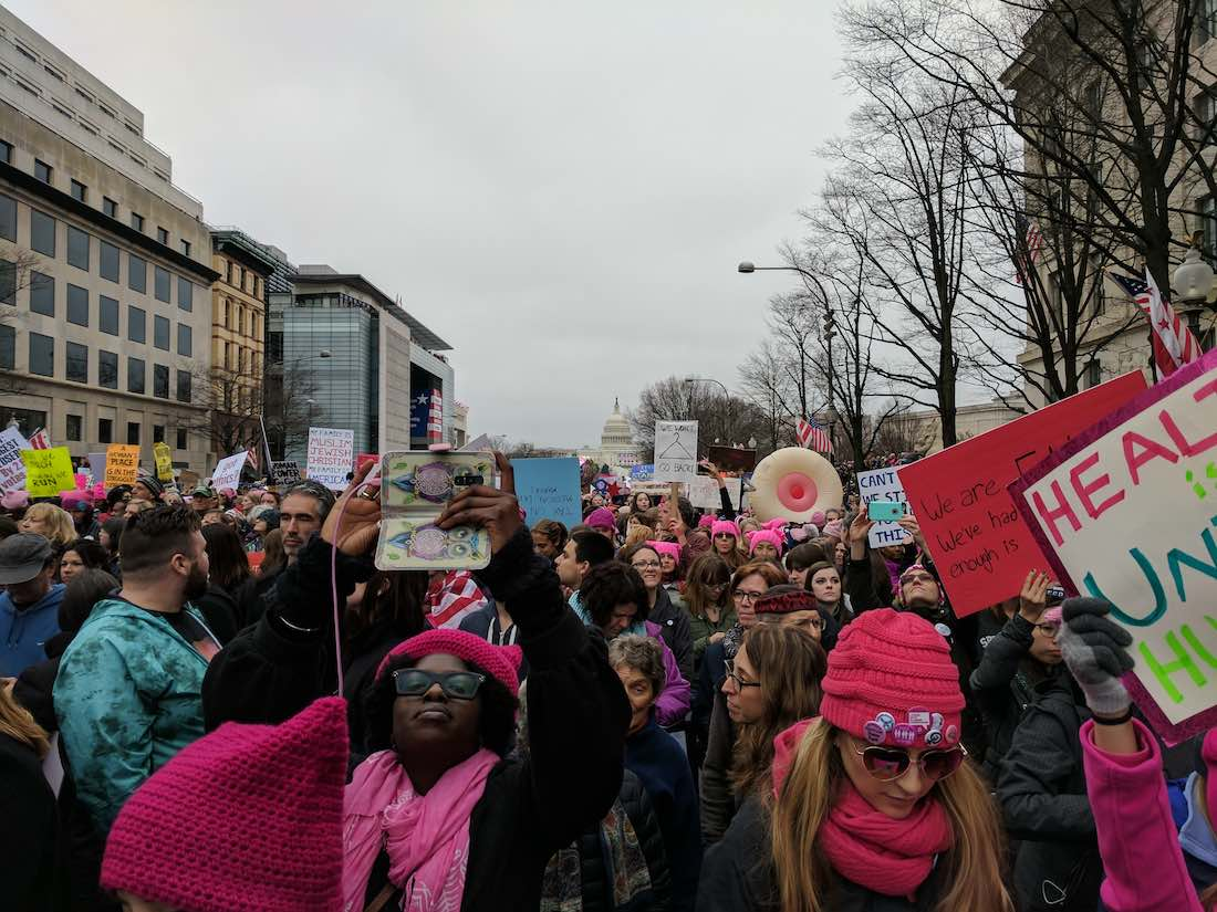 Woman to Womxn: New Women's Marches Aim for Inclusivity
