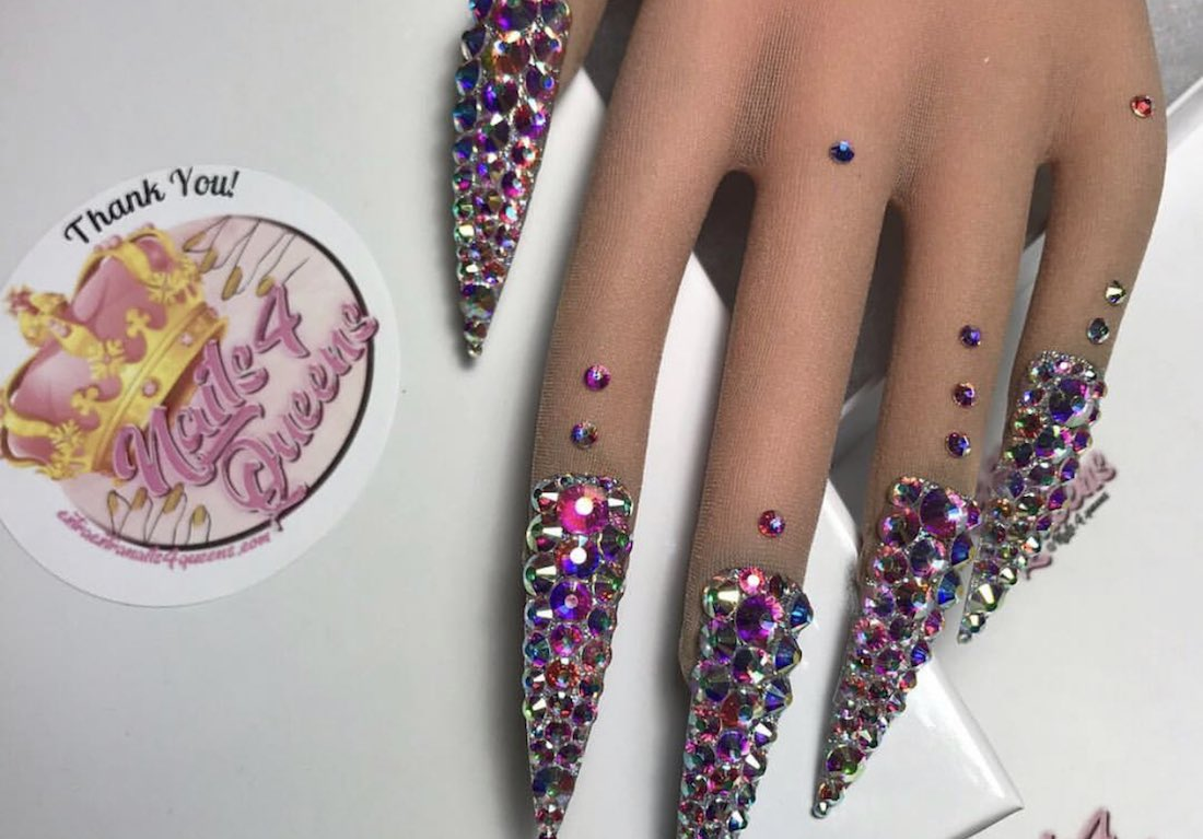 RuPaul's Drag Queens Need Their Nails – And This 14-year-old Delivers