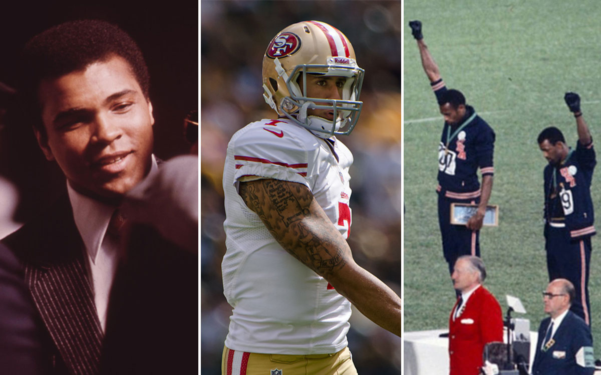 It's Super Bowl Sunday. Should Black Players Protest?