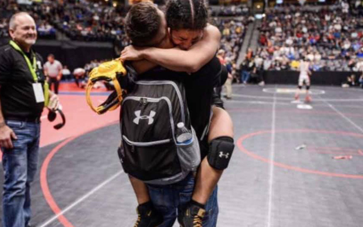 Like A Girl: Angel Rios Makes Wrestling History in Colorado