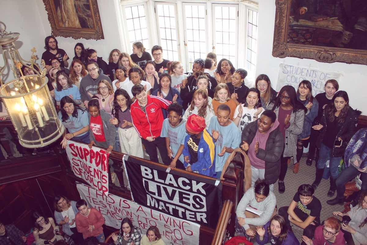 What You Need to Know About the Sarah Lawrence College Sit-In