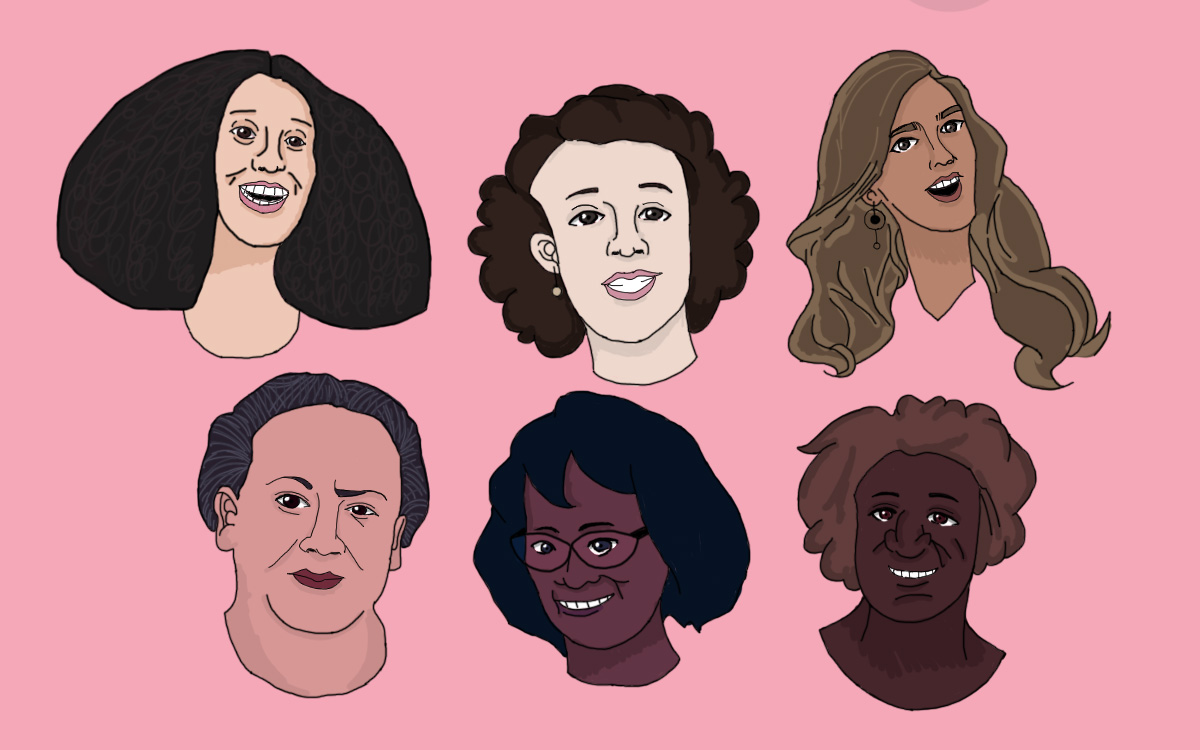 6 Trans Women You Need to Celebrate