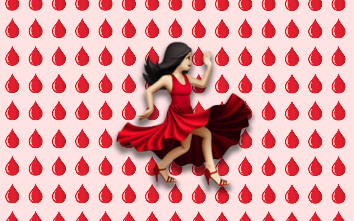 Why I Want to Talk About My Period — And a New Emoji Could Help