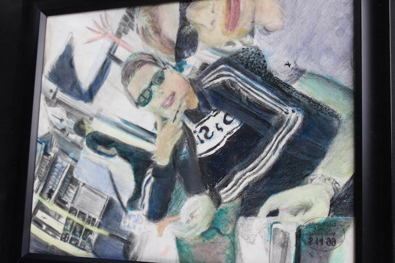 She's Legally Blind but Don't Underestimate This El Paso Artist