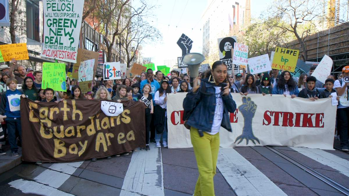Video: 16-Year-Old Climate Activist Takes On Politicians