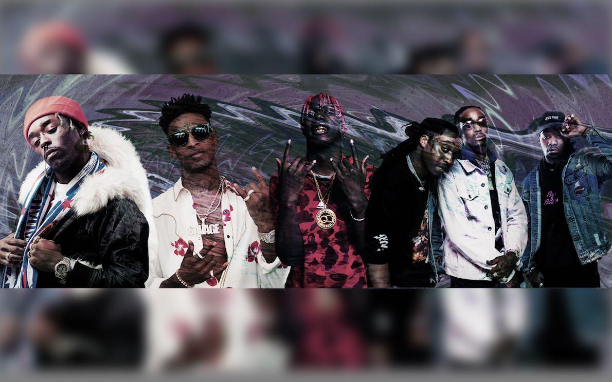 Playlist: Mumble Rap Origins