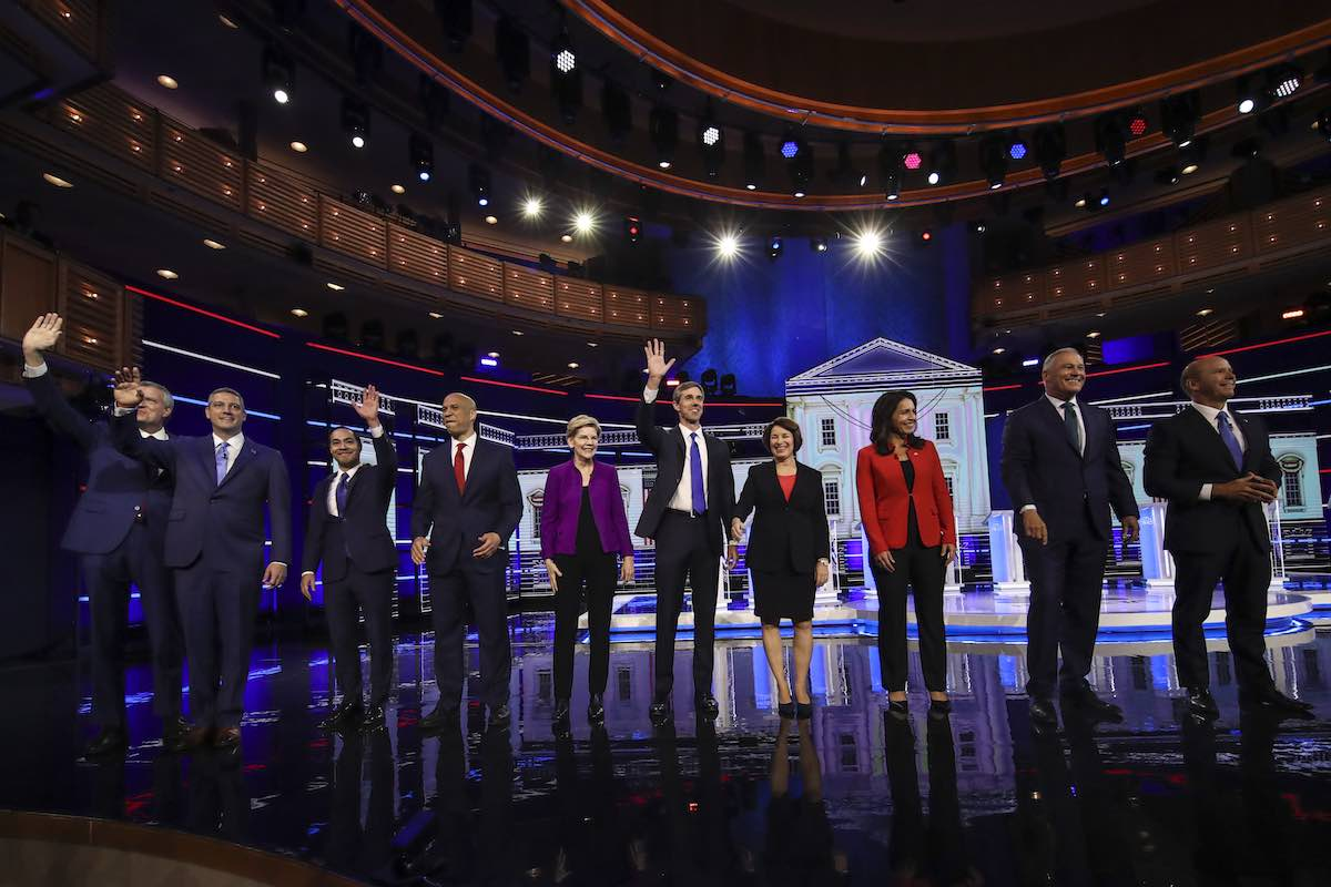 Five Takeaways from the First Night of the Democratic Debate