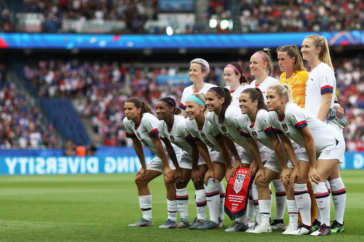 Opinion: Let's Talk About Race and the U.S. Women's National Team
