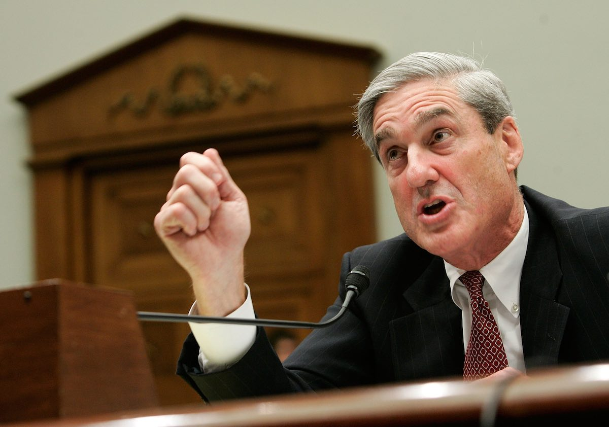 Curious About the Mueller Report? Take a Look!