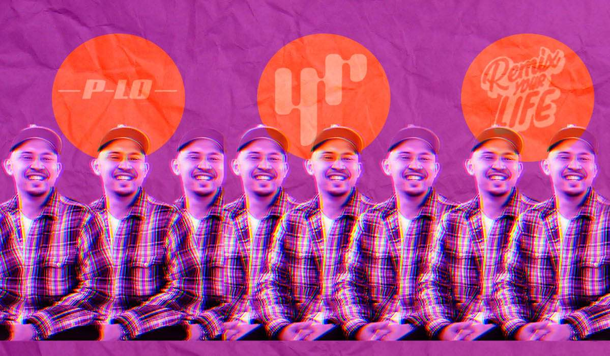 Remix Your Life Artist Spotlight: P-Lo