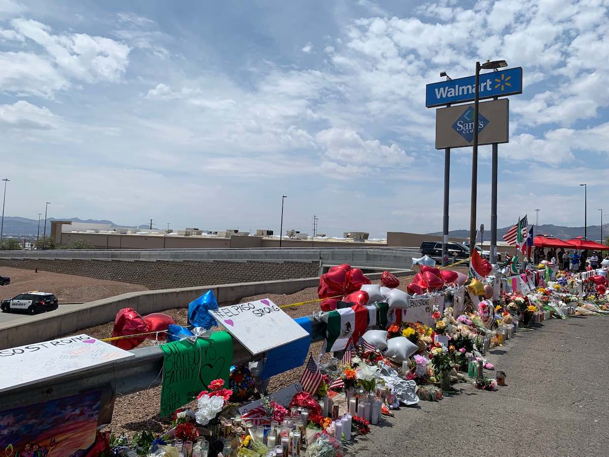 Walmart Reopens After Mass Shooting in El Paso