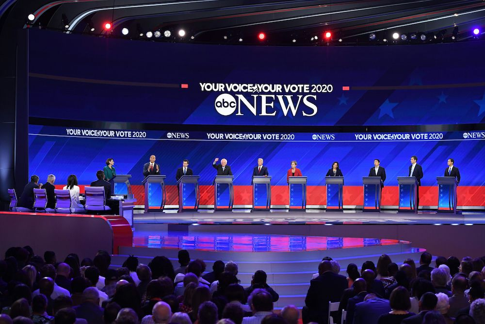 Third Dem Debate: The Race Heats Up