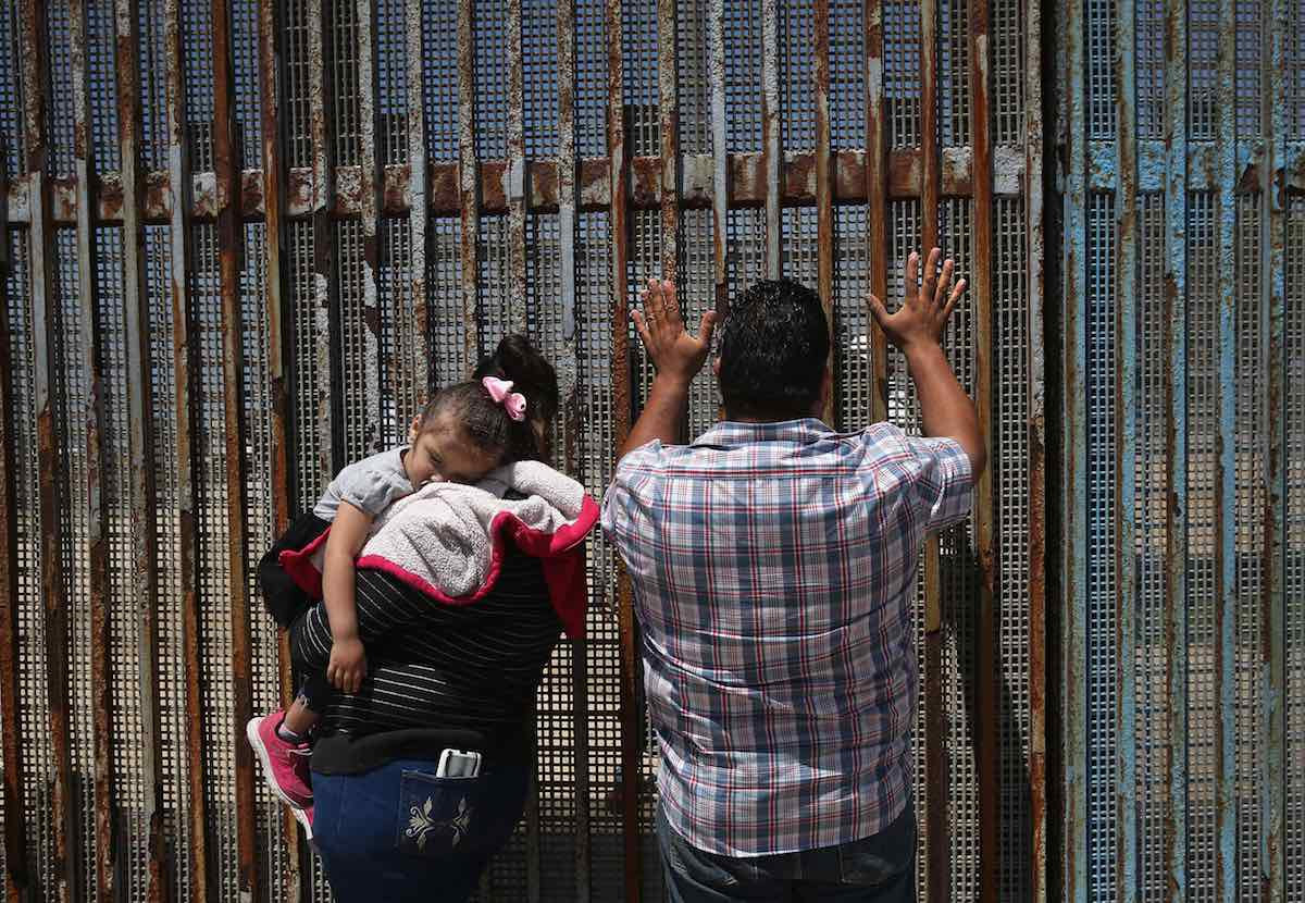 Friendship Park: Connecting Undocumented Families Across the Border