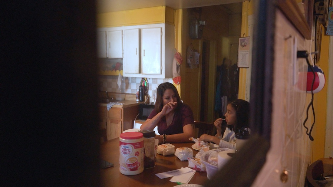 To Avoid Deportation, This Mother Found Shelter in a Church