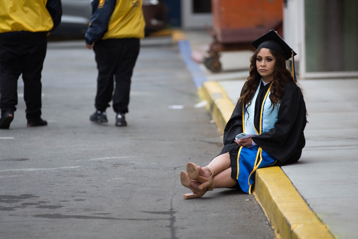 Facing Canceled Graduations, Students Look Toward Uncertain Future