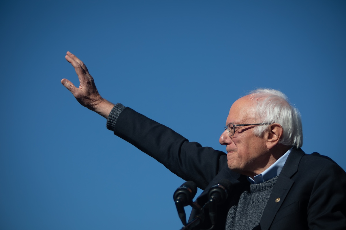 Opinion: Sorry to See Bernie Go