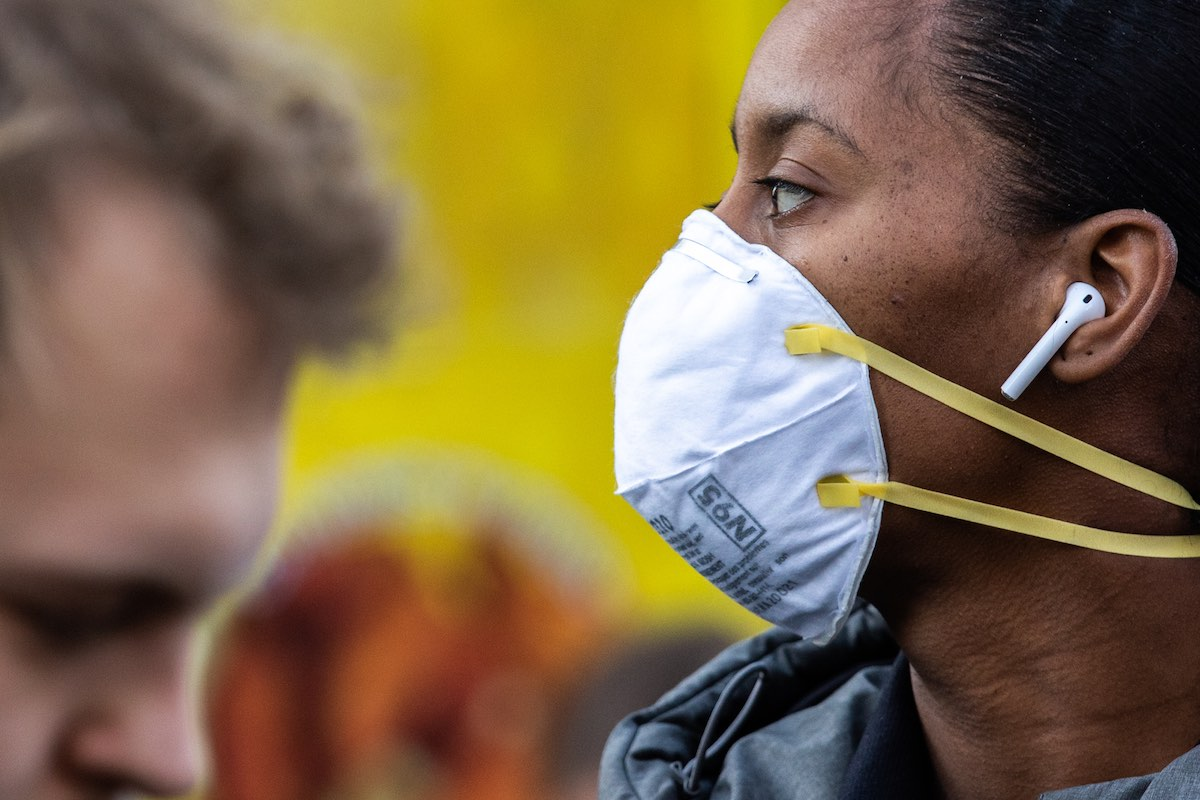 No Surprise: Pandemic Hits Black and Brown People Extra Hard