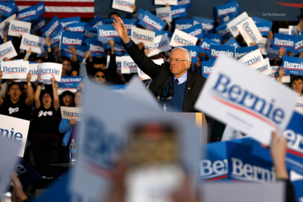 Will Young Bernie Supporters Ever 'Feel the Bern' for Biden?