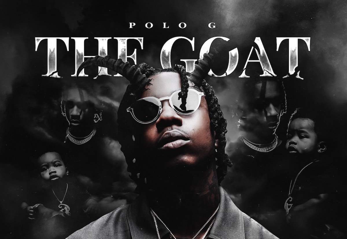 Polo G THE GOAT Album Cover