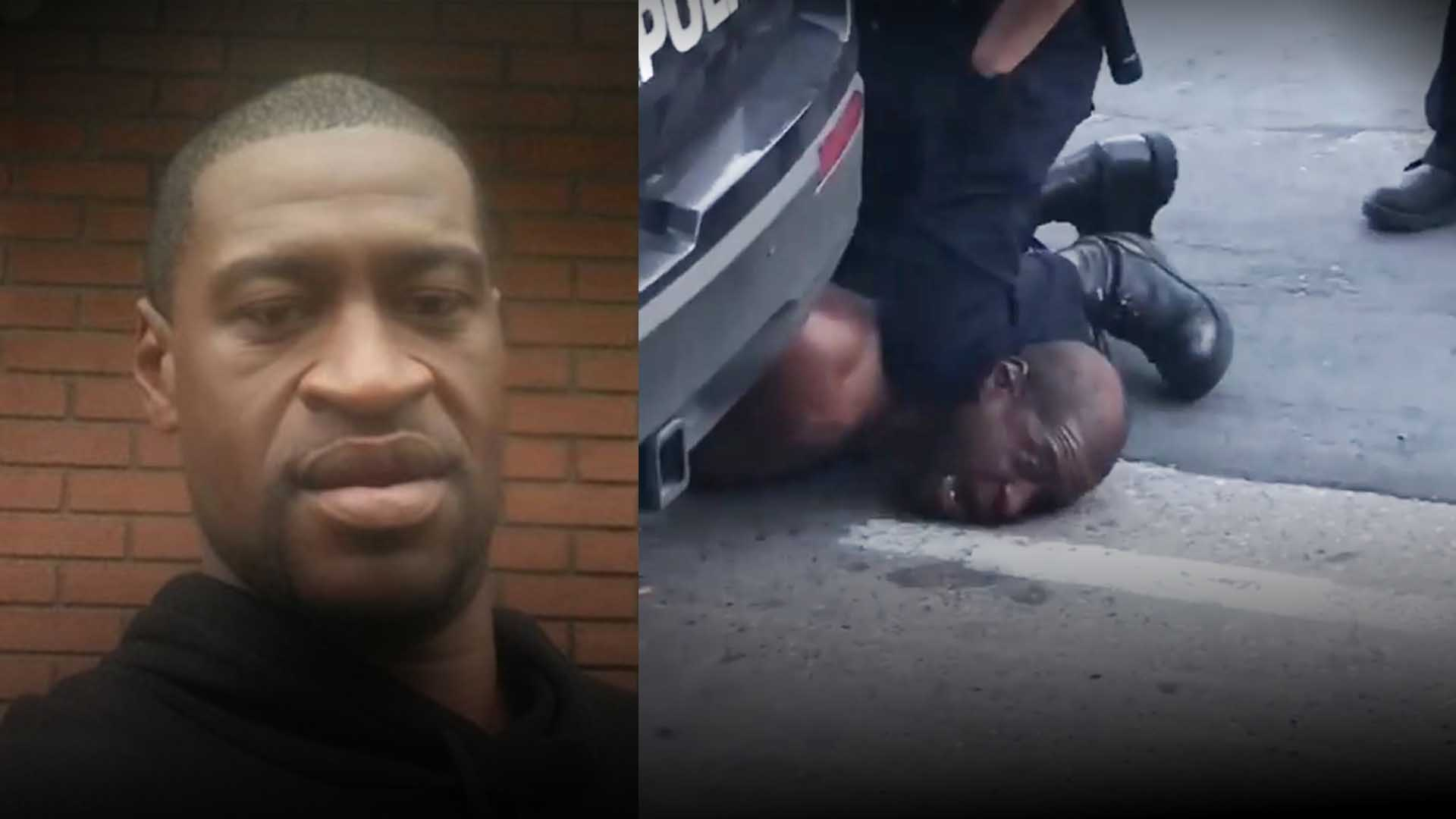 'I Can't Breathe!' Man Dies After Police Kneel on His Neck for 8 Minutes