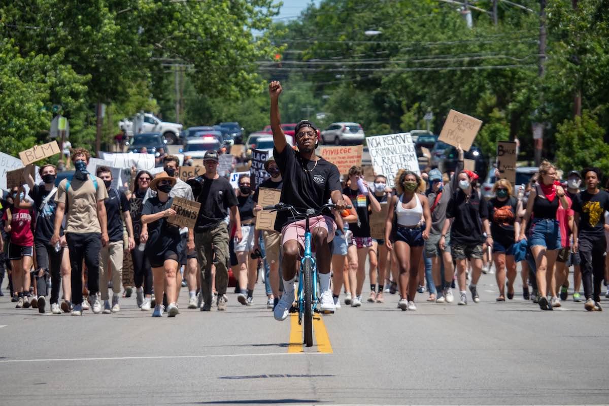 Pushing for Change: Gen Z Steps Up Against Racism, Police Brutality