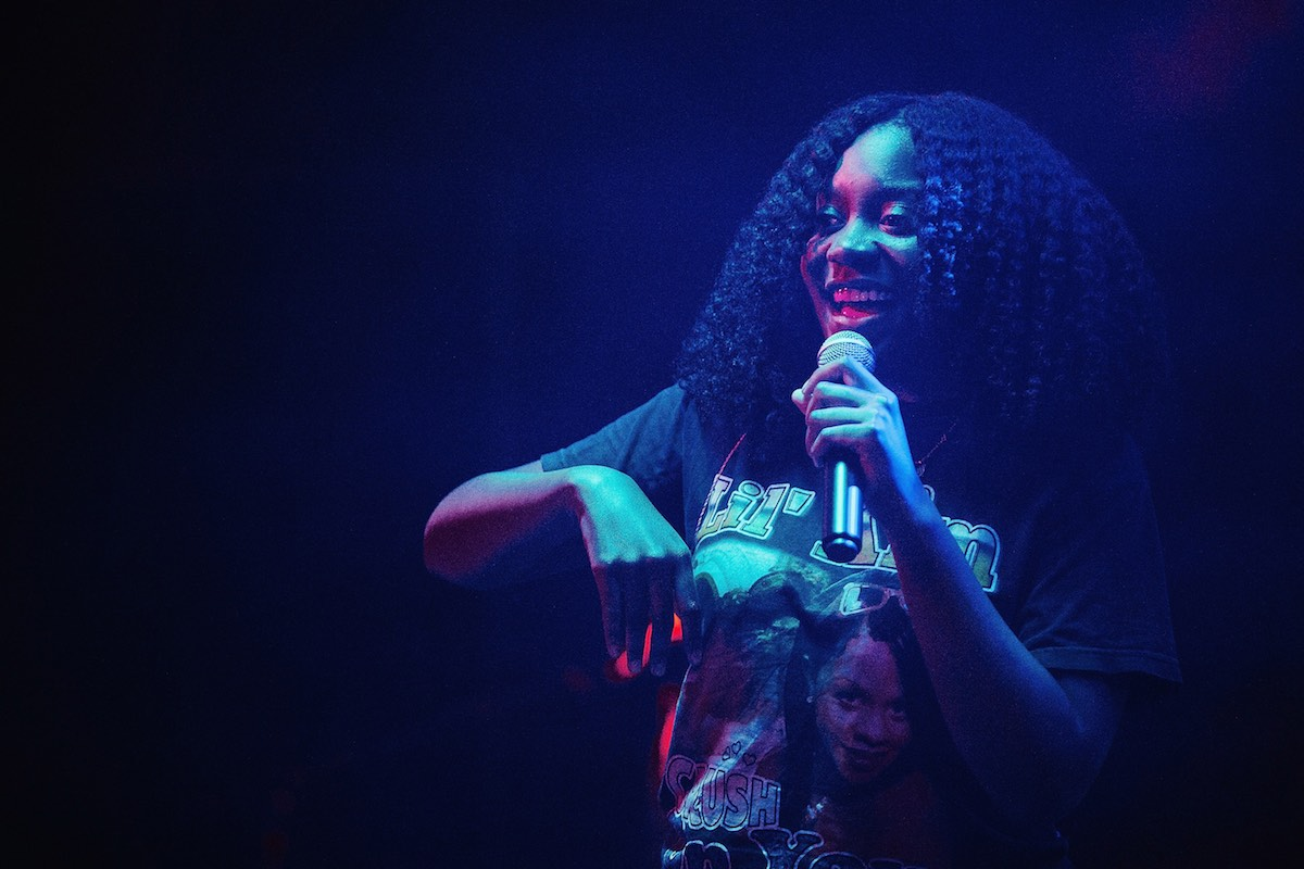 After Self-Reflecting, Noname Apologizes for  'Song 33' Distraction
