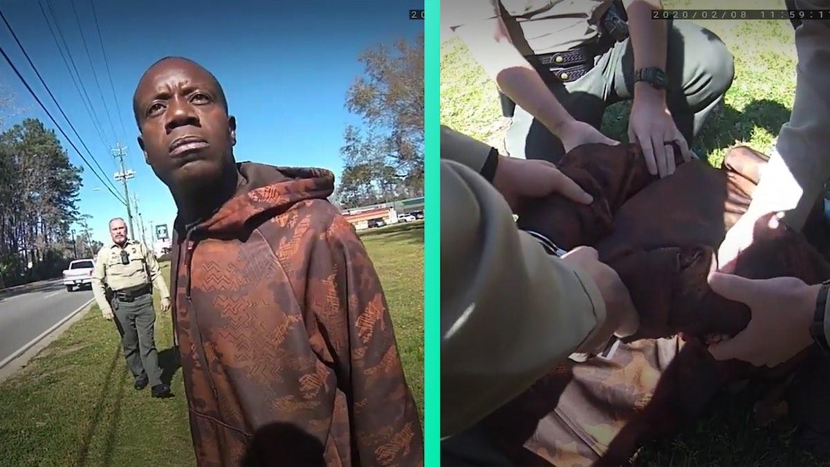 Violent Arrest and Mistaken Identity