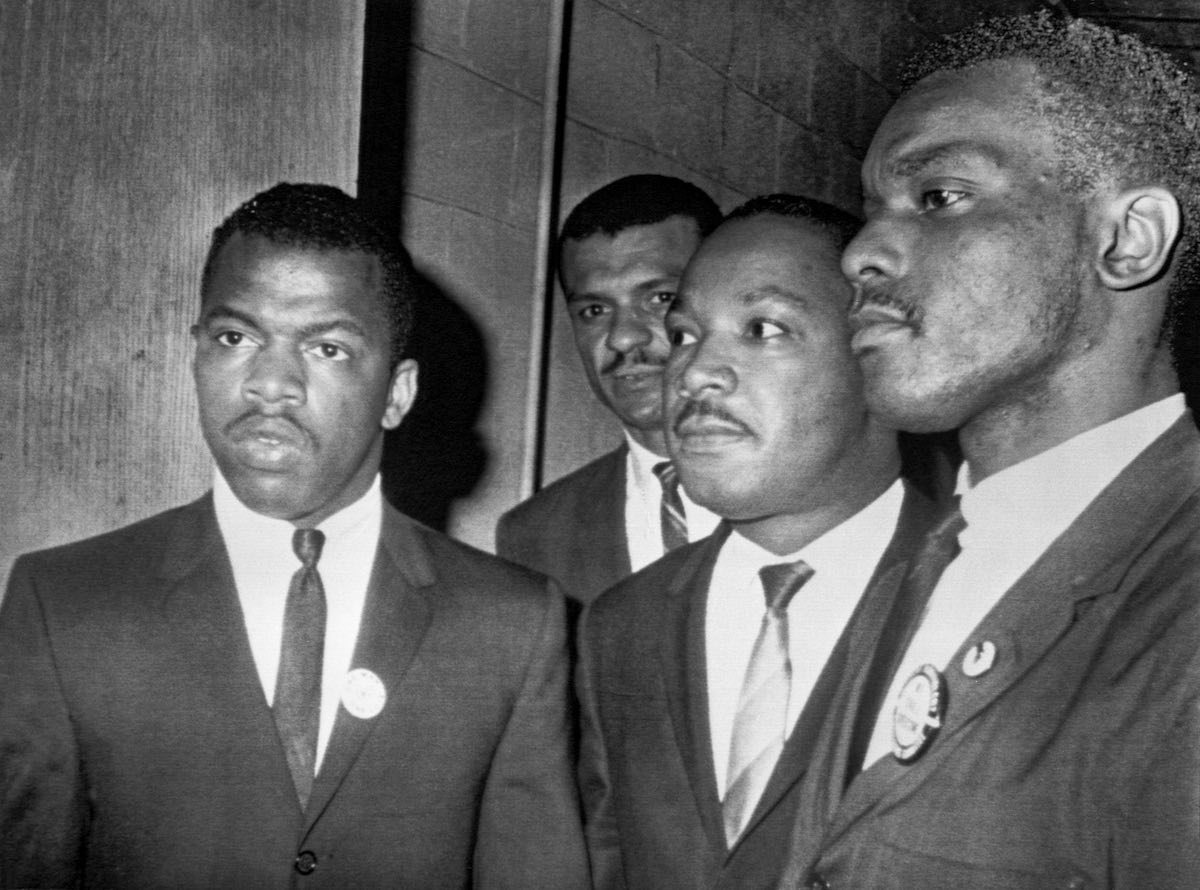 Passing the Torch: HBCU Students Continue Work of John Lewis, C.T. Vivian