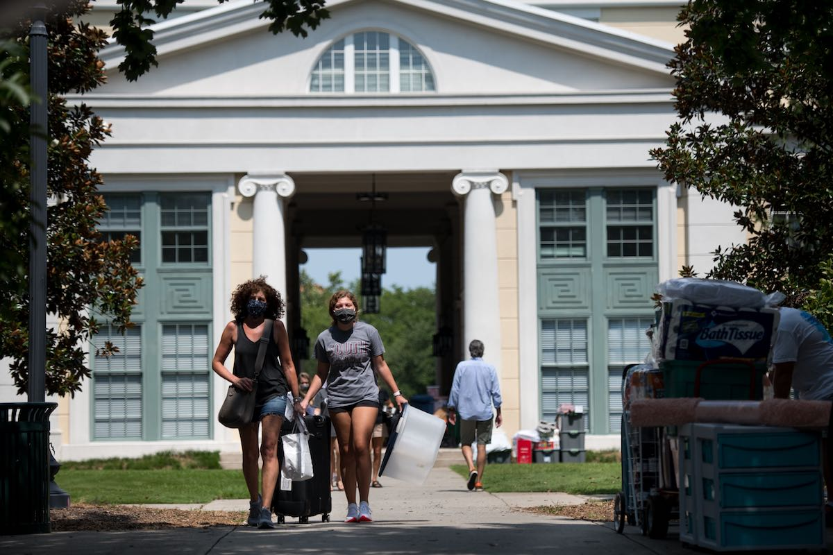 Zooming on Campus? College Students Reflect on Their Schools' Plans for Fall