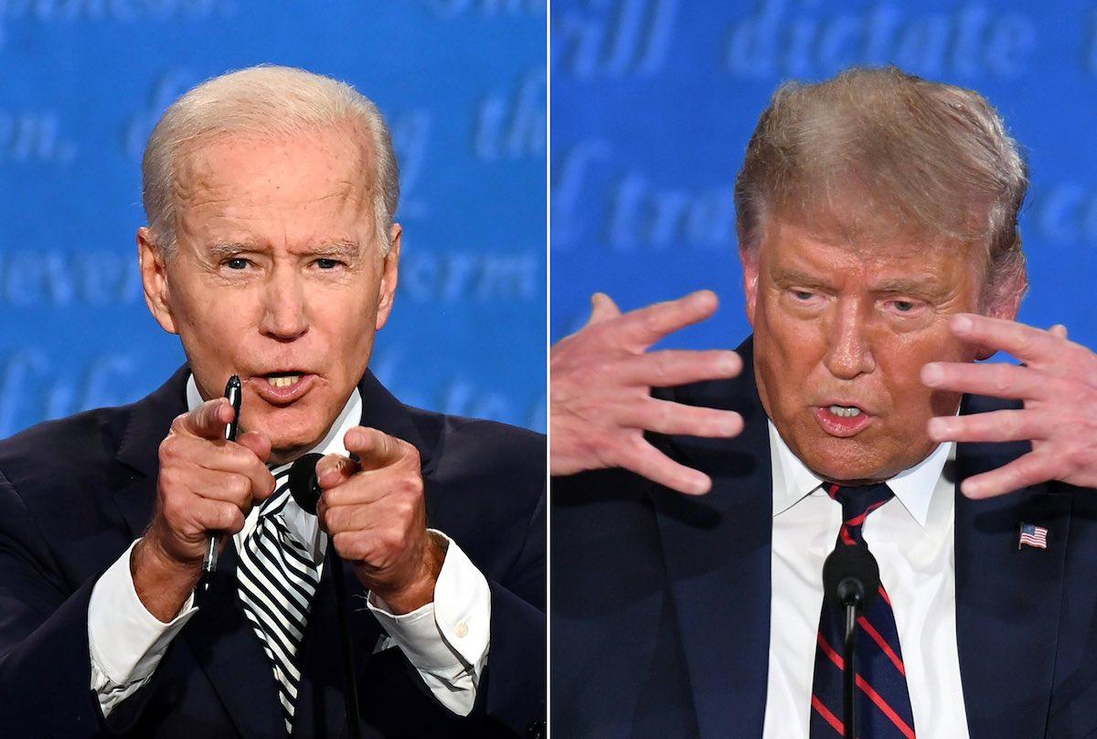 5 Takeaways from the First Trump-Biden Presidential Debate