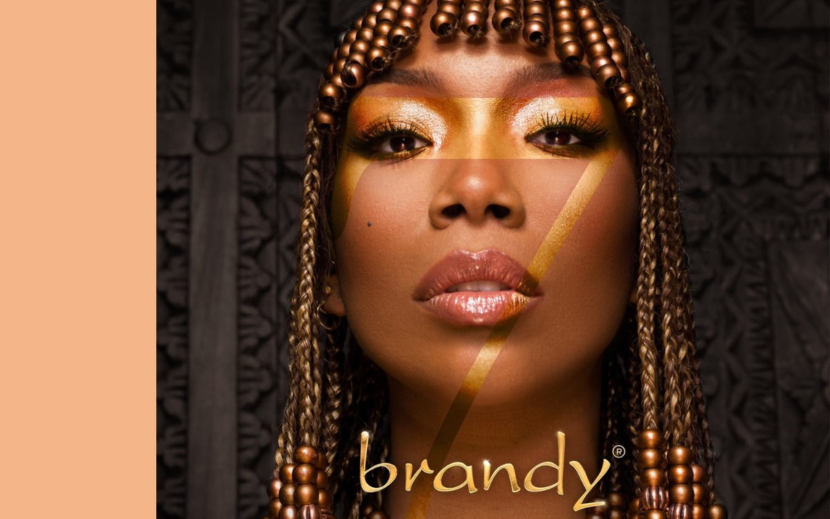 Brandy Goes Back to Her Roots with Her Latest 'b7'
