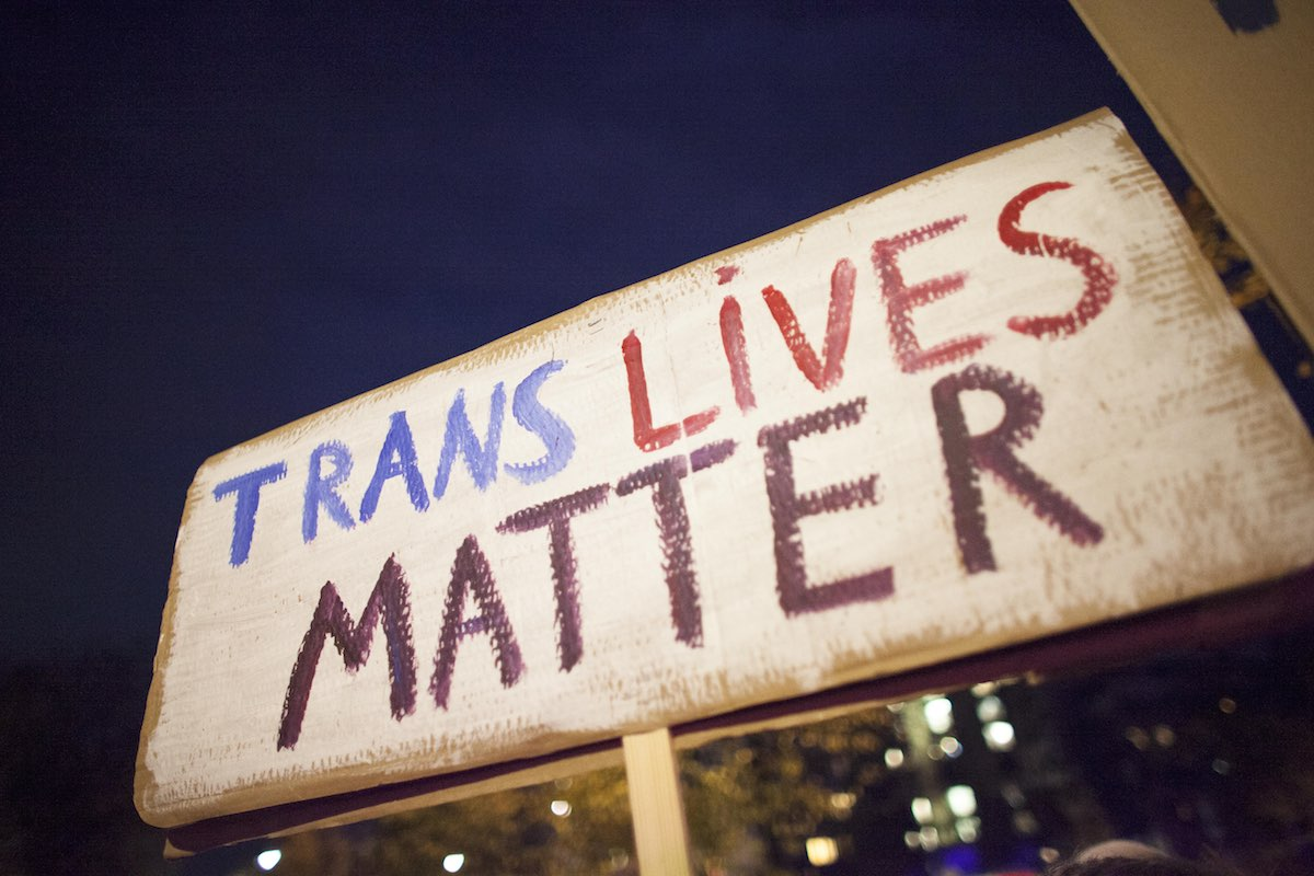 One Activist's Fight for  Trans Lives