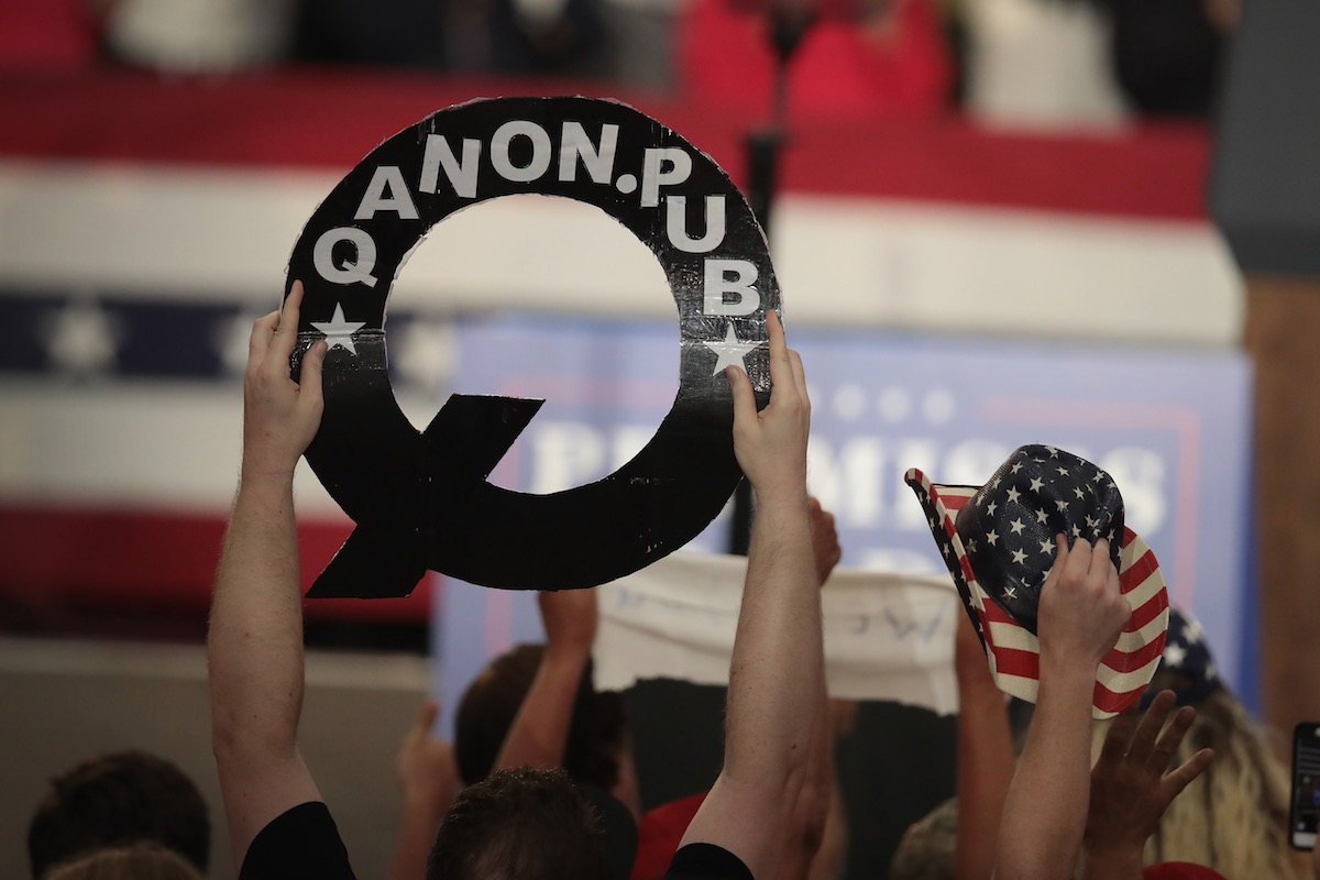 What is QAnon? 5 Things to Know