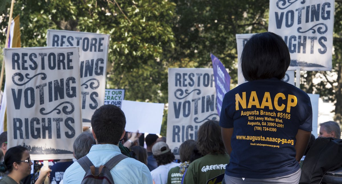Voter History Plays a Role in Your Vote Today