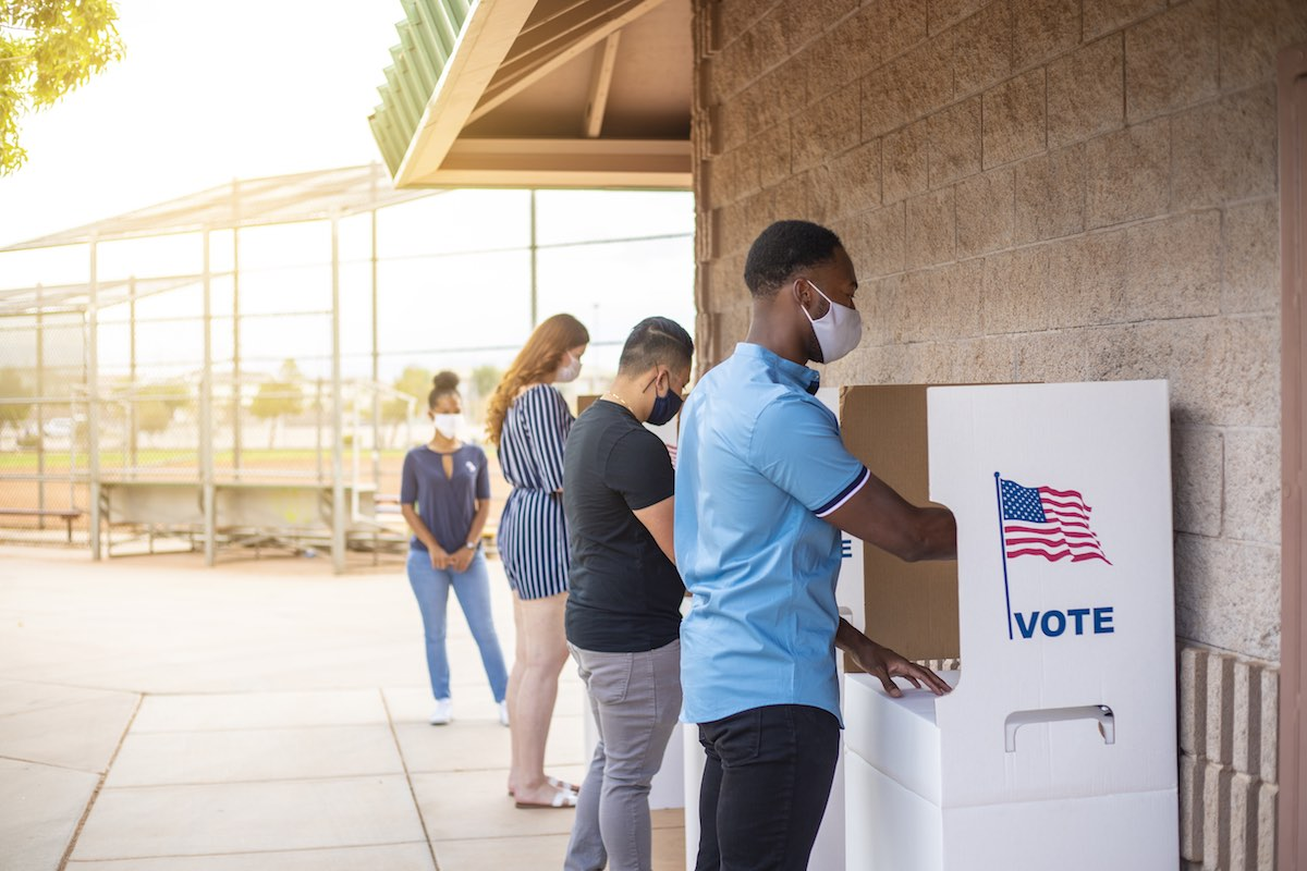 Why Wearing the Right Outfit or Accessories When Voting Matters